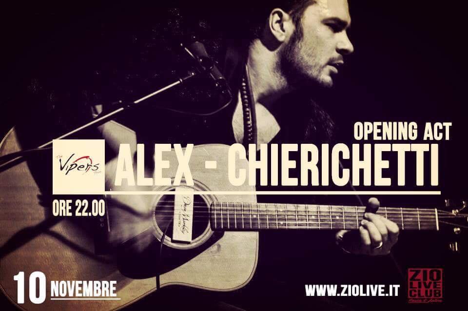zio live opening act